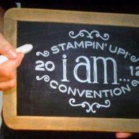 Une convention Stampin'Up!, c'est quoi…
