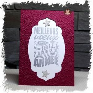 Quelques cartes de vœux…