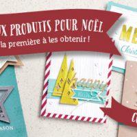 De nouveaux produits pour Noël ….
