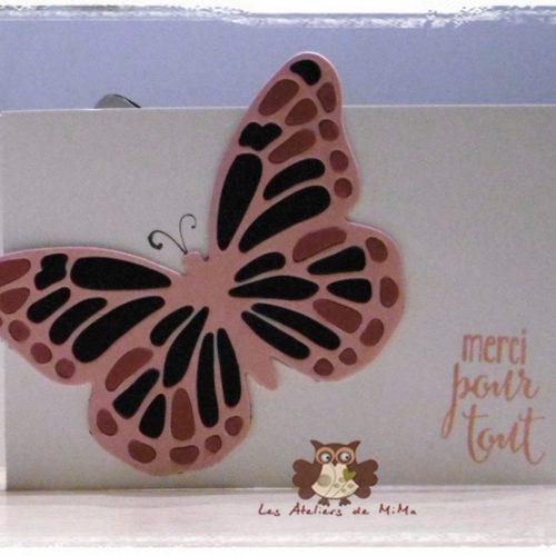 Une autre manière de créer des papillons …