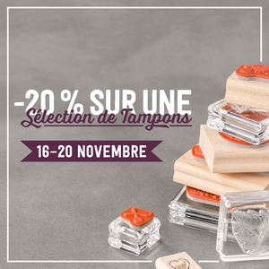 Des promotions chez Stampin'Up! …