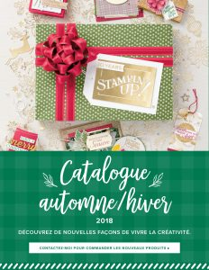 Le nouveau catalogue Automne/Hiver est arrivé …