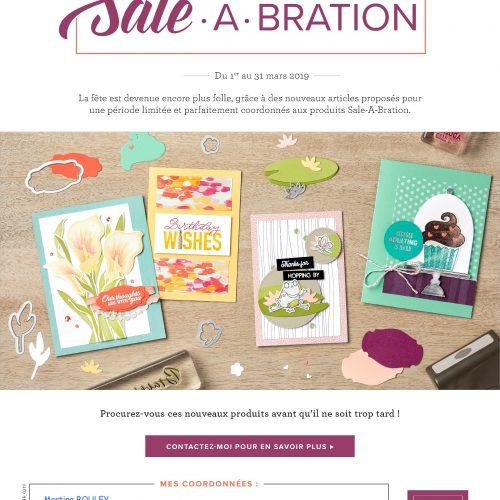 Coordination Sale-A-Bration…