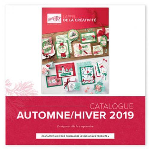 Promotion et Catalogue Automne Hiver