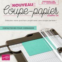 """Nouveau """"Coupe-papier"""" !!!"""