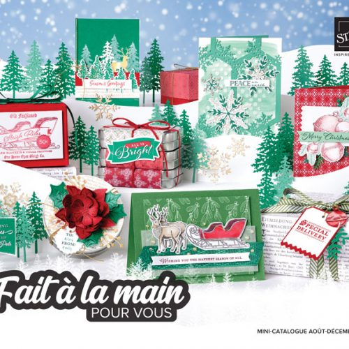 Catalogue Automne-Hiver Stampin'Up!